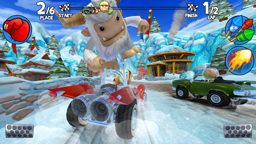 Code Triche Beach Buggy Racing 2 (Astuce) APK MOD screenshots 3