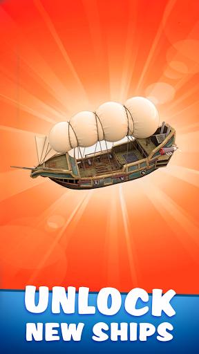Sky Battleship - Total War of Ships 1.0.02 screenshots 6