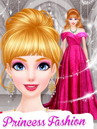 Royal Hijab, Mermaid And Princess Fashion Makeover screenshots 2