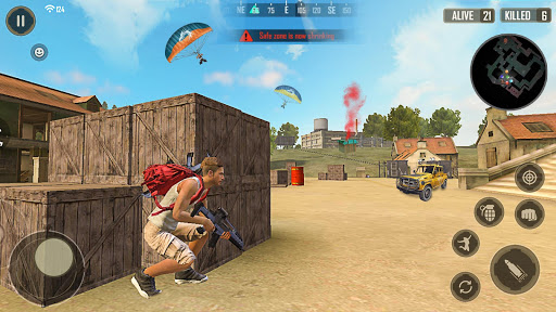 Shooting Squad Survival : Free Fire Survival Squad  Screenshots 9