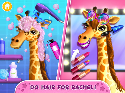 Rock Star Animal Hair Salon - Super Style & Makeup 4.0.70031 screenshots 13