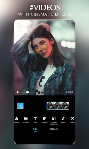 Meitu u2013 Beauty Cam, Easy Photo Editor Apkfinish screenshots 3
