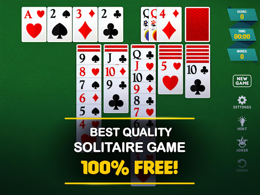 Solitaire Card Game Classic 1.0.21 screenshots 6