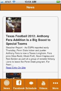 Texas Football For Pc (Free Download On Windows7/8/8.1/10 And Mac) 2