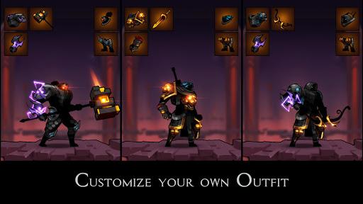 Stickman Master: League Of Shadow - Ninja Legends 1.8.2 screenshots 2