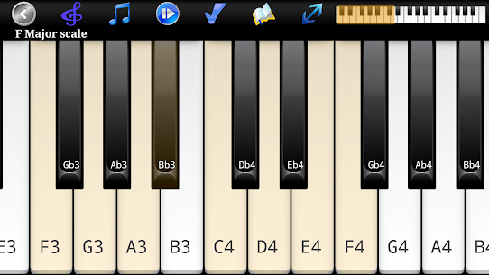 Piano Scales & Chords Pro – Learn To Play Piano 116 Apk 2