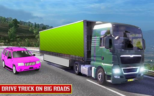 USA Truck Long Vehicle 2019 apkpoly screenshots 4