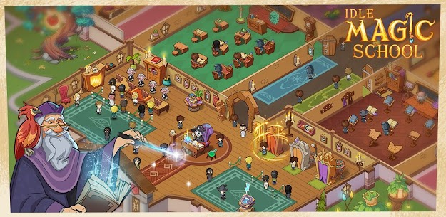 La historia de mi propia escuela de magia 1