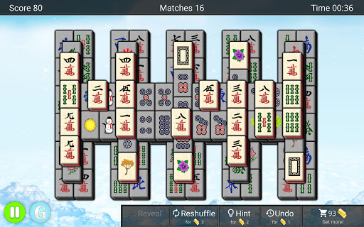 Mahjong 1.1.9 screenshots 19