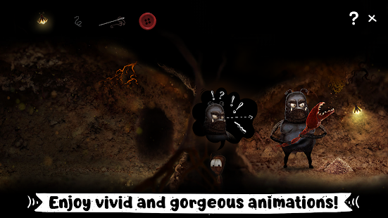 AntVentor: Point and click puzzle adventure LITE