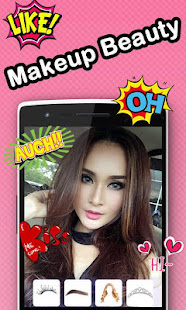 Makeup Beauty Camera 1.3 Screenshots 2