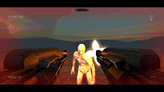 Cold Planet Z : Shooting Dead Hack for Android and iOS 4