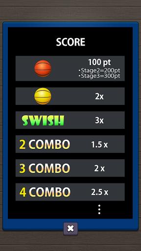 Swish Shot! Basketball Shooting Game screenshots 5