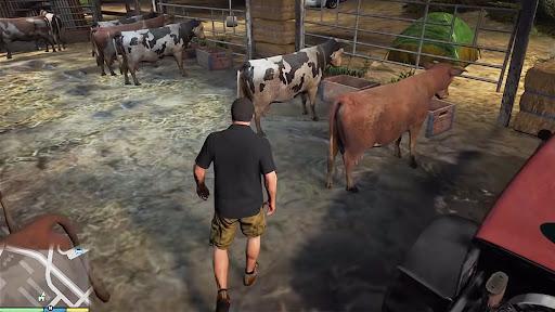 Animal Cargo Truck Transport: Animal Loading Game Apkfinish screenshots 2