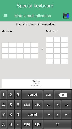 matrix operations premium screenshot 3