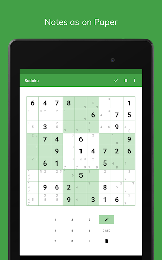 Sudoku - Free & Offline 2.4.0 Screenshots 17