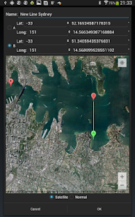 Sailtracker Screenshot