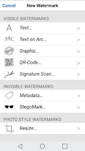iWatermark+ Watermark Photos v4.1 [Paid] 1