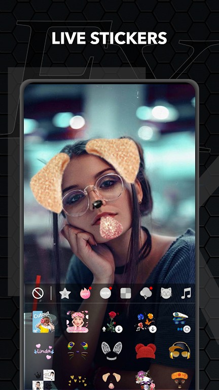 Snap FX Master - FX Video Maker for likee  poster 2