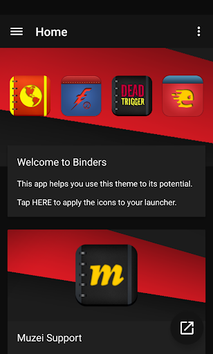 Binders - Icon Pack For PC Windows (7, 8, 10, 10X) & Mac Computer Image Number- 6
