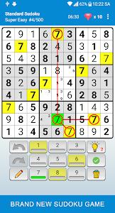 Sudoku - Classic Puzzle Game 6.0.4