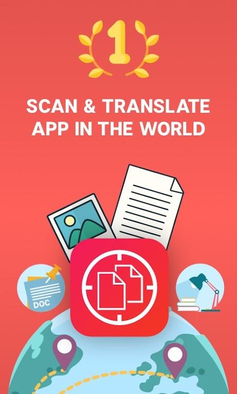 Scan & Translate+ Text Grabber  poster 0