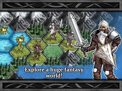 Paladin's Story: Fantasy RPG (Offline) 1.2.0 screenshots 9