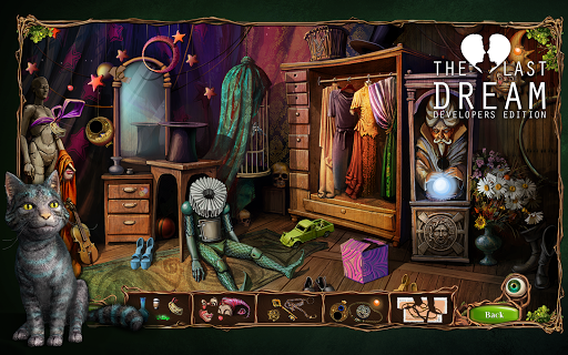 The Last Dream - Puzzle adventure  screenshots 13