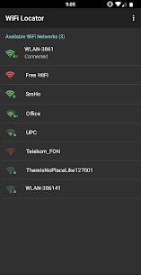 WiFi Locator MOD Apk 1.9.81 (Unlocked) 1