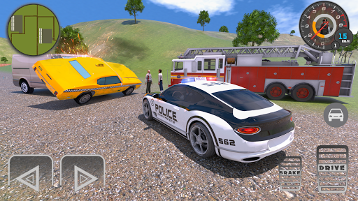 Police Chase Real Cop Driver 3d 1.5 screenshots 5