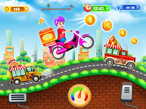 Bake Pizza Delivery Boy: Pizza Maker Games 1.7 de.gamequotes.net 5