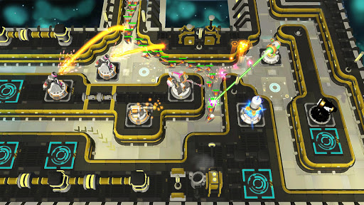 Sci Fi Tower Defense Offline Game. Module TD screenshots 13