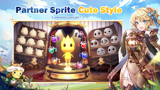Sprite Fantasia Varies with device screenshots 4