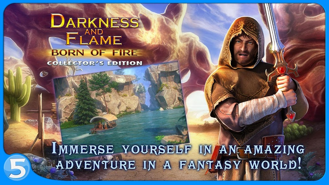 Darkness and Flame (free to play)