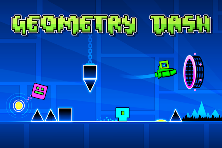 Geometry Dash MOD APK for IOS (All Features Unlocked) 3