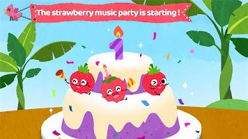 Baby Panda's Fruit Farm - Apple Family