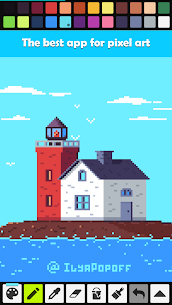Pixel Studio PRO – Best pixel art editor! 1