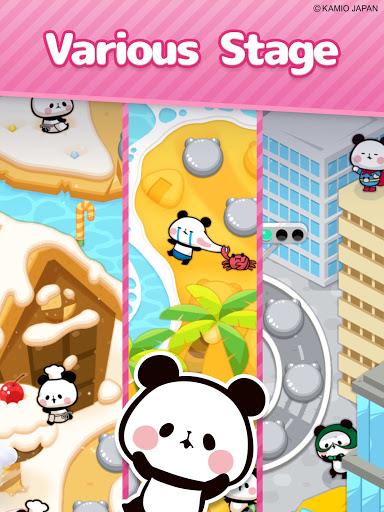 Match 3 Puzzle Tours : MOCHI MOCHI PANDA  screenshots 19