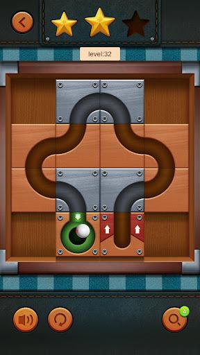 Unblock Ball - Moving Ball Slide Puzzle Games 1.6 screenshots 4