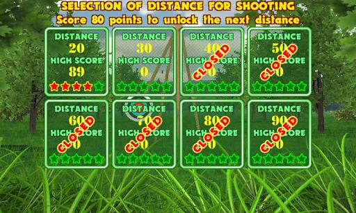 crossbow shooting gallery. shooting simulator screenshot 3