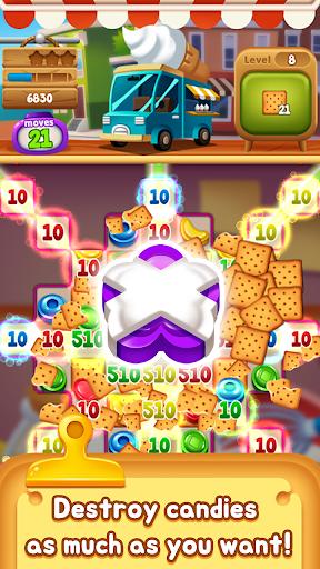 Food Pop: Food puzzle game king in 2021  screenshots 2