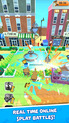 splat dogs: color battles for fun screenshot 1