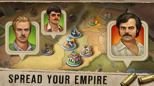Narcos: Cartel Wars. Build an Empire with Strategy android2mod screenshots 3