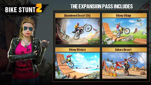 Bike Stunt 2 Bike Racing Game - Offline Games 2021 1.36.3 Screenshots 12