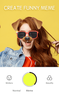 Face Camera: Photo Filters, Emojis, Live Stickers Screenshot