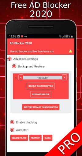 Free AD Blocker 2020 - Block ADs 13.0 screenshots 3