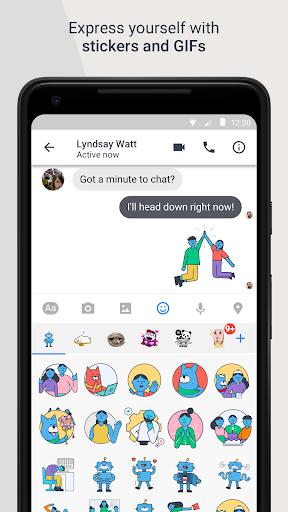 Workplace Chat apktram screenshots 5