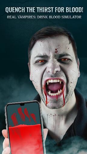 Real Vampires: Drink Blood Simulator  screenshots 4