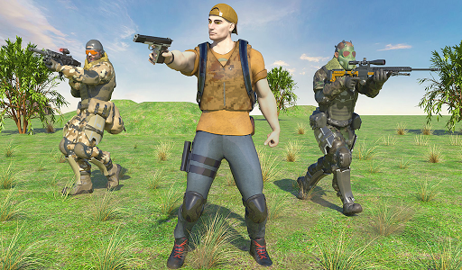 Sniper Game Of Commando Strike 5 screenshots 13