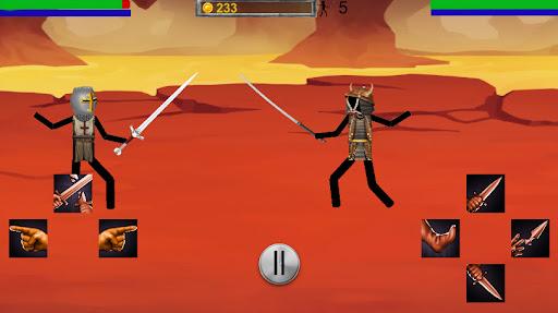 Stickman Sword Duel 4.1 screenshots 1